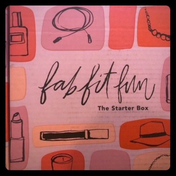 fabfitfun starter box summer 2019